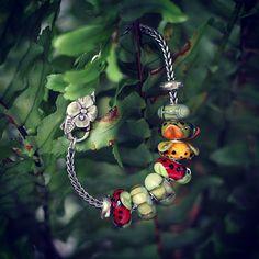 Trollbeads bracelet