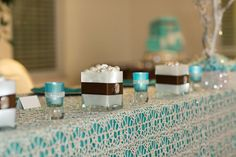 Tiffany & Co. Inspired Birthday Party - Pretty My Party