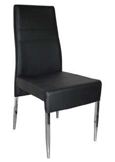 Silla osaka silla extructura met lica con recubrimiento - Conteras de plastico ...