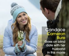 This was a really cute movie!! Just The Way You Are.....- Hallmark Channel Movie.