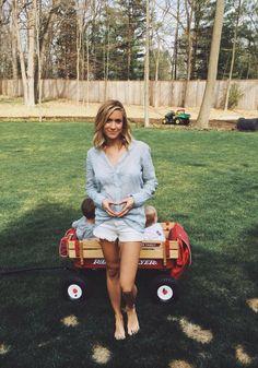 Kristen Cavallari's pregnancy announcement