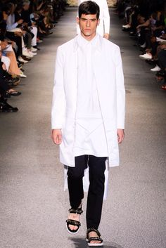 Givenchy menswear spring/summer 2014