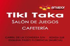Cafetería Tiki Taka