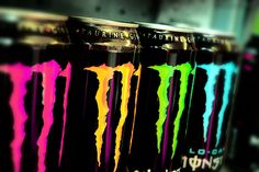 i run on these in the mornings so i figured to look up some monster mixers! <3