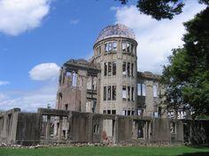 Genbaku Dome - Hiroshima, Giappone