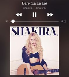 Shakira Dare - La la  Mundial Soundtrack!