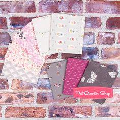 Play Date Dollhouse Fat Quarter Bundle Amy Sinibaldi for Art Gallery Fabrics  - Dollhouse - Art Gallery Fabrics  | Fat Quarter Shop