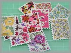 Card Making Inspiration, Journal Inspiration, Textiles, Collage, Sewing Accessories, Couture, Junk Journal, Blog Entry, Diy Paper