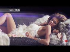 "▶ ""CONSTANCE JABLONSKI"" Model by Fashion Channel"