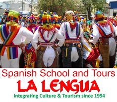 La Lengua Spanish School & Tours With offices in Ecuador, provides one to one spanish lessons & Tours https://la-lengua.com