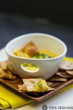 Mango Hummus by Lunchforone