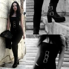 Poison (by Patricia LEATHER SHOCK) http://lookbook.nu/look/2531739-Poison