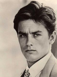 Alain Delon This is the man who doesn't accept  his son from NICO Velvet Underground living GB