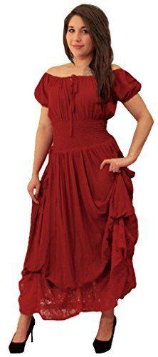 Lotustraders Maxi Peasant Dress Lace Balloon Angel Red On... https://www.amazon.com/dp/B01NH0YO4F/ref=cm_sw_r_pi_dp_x_4yECyb6N7D84J