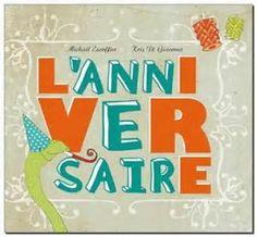 L'Anniversaire, Michaël Escoffier / Kris Di Giacomo, éd. Album Jeunesse, Albums, Color Schemes, Livres, Birthday