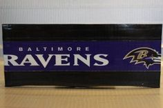 Duct Tape Wallet (Bi-Fold) - Baltimore Ravens, $15.  We are also on Etsy at:  www.junorduck.etsy.com.