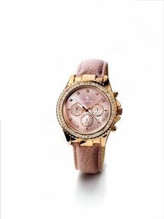 Damenuhr rosègold Gold Watch, Bracelet Watch, Rose Gold, Watches, Bracelets, Accessories, Fashion, Jewelry, Wrist Watches