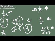 Fracciones equivalentes y reducción de fracciones