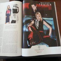 texier bag ad winter 2015 Michele Yong