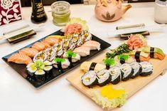 Sushi menu pre 1 alebo 2 osoby v Sushi Bare v Auparku | Zlavomat.sk