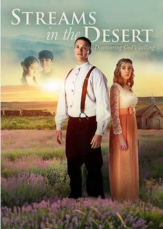 Checkout the movie Streams in the Desert: Discovering God's Call on Christian Film Database: http://www.christianfilmdatabase.com/review/streams-in-the-desert-discovering-gods-call/