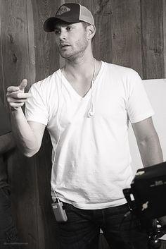 Jensen directing #DBJ