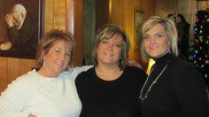 Brenda's daughters' -Katrina, Debbie, Tabitha - cousins