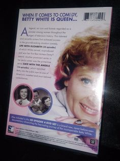The Betty White Collection: Americas Funny Lady (DVD, Set) for sale online Dvds For Sale, Funny Lady, Betty White, Comedy, Things To Come, America, Amp, Movies, Life