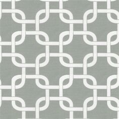 gray geometric fabric
