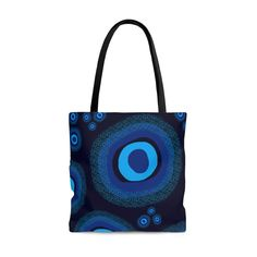 Nazar Blue Tote Bag