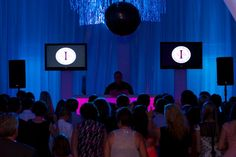 Bar & Bat Mitzvah DJ, LED Booth {Erica Westmoreland Photography} - mazelmoments.com