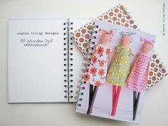 A5 Sketchbook | sophie tilley designs