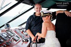 Shannon & Dean - Infinity Yacht Wedding www.InfinityAndOvation.com #InfinityYacht #DetroitWedding