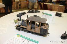 2016 National Narrow Gauge Convention Garden Railroad, Rolling Stock, Model Train Layouts, Diesel Locomotive, Model Trains, Gauges, Lab, Archive, Scale