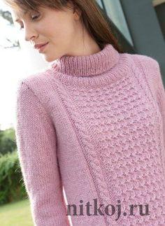 Пуловер Bergere de France Пуловер Bergere de France