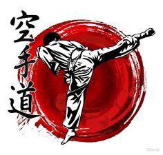 Karate # kyokushin Master Self-Defense to Protect Yourself Karate Shotokan, Kyokushin Karate, Aikido, Karate Do, Karate Classes, Kempo Karate, Goju Ryu, Art Of Fighting, Martial Arts Workout