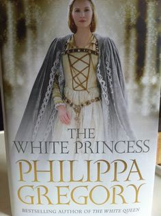 The White Princess by Phillipa Gregory.  Read in 2 days!