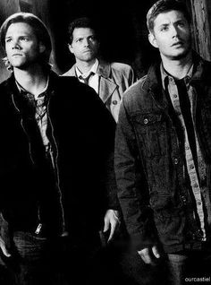 Team Free Will, One ex-blood junky, one high school drop out with 6 bucks to his name, and Mr. Comatose over there. It's awesome.