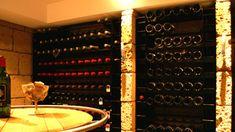 Rhone cellar Shops, Wine Storage, Cellar, Wine Rack, Furniture, Home Decor, Temples, Wine, Photo Illustration