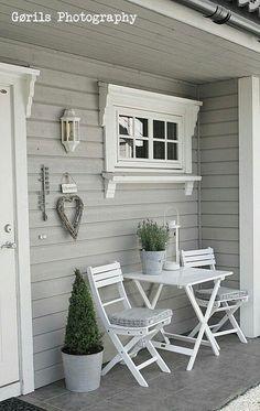 HAUS: Holzfassade & Farbe