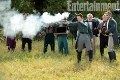 'The Originals' First Look: Klaus, Elijah show off their guns in 1820s flashback — EXCLUSIVE PHOTOS | EW.com