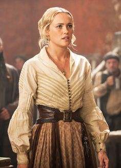 Eleanor Guthrie - Hannah New in Black Sails Season 2 (TV series).