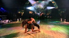 Sadie & Mark's Contemporary Dance featuring BC Jean - Dancing with the Stars - Adam and Eve
