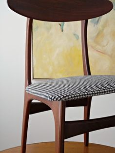 How To Reupholster A Dining Room Chair Mesmerizing Materials Thick Fabric Approximately 2 Meters For 6 Chairs Design Inspiration