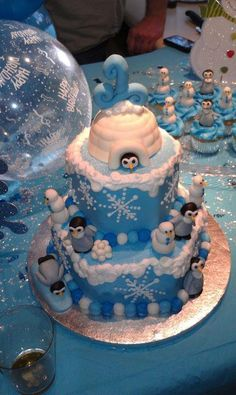 Igloo Cake www.facebook.com/AbsolutelyCake or www.absolutelycake.com