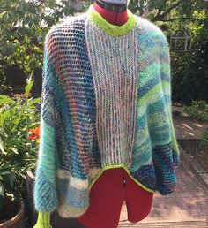 Ravelry: Project Gallery for Marled Magic Sweater & Dress pattern by Stephen West