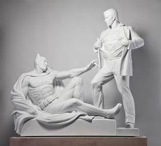Super Sculptures By Mauro Perrucchetti