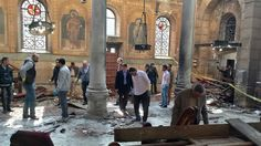 The New Coptic Martyrs and Confessors of Egypt The bomb blast that killed at least twenty-five people during the Sunday Liturgy inside Saint Peter's Church, a chapel next to Cairo's Saint Mark's Coptic Orthodox Cathedral, also wounded at least forty-nine people. Most of those killed orwounded were women and children. Services were being ...  KEEP READING ›