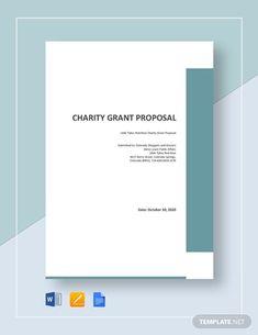 Nonprofit Grant Proposal Template - Word | Google Docs | Apple (MAC) Pages | Template.net Education Grants, Business Grants, Grant Proposal, Google Docs, Proposal Templates, Apple Mac, Word Doc, Letter Size, Charity