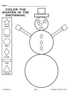 Formen 2D, Mathe, Geometrie, Anzahl der verwendeten Formen erfassen ...